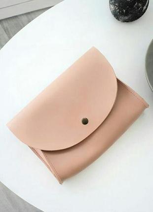 2в1: поясная сумка+клатч