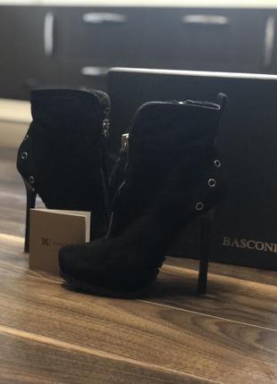 Ботиночки осенние basconi
