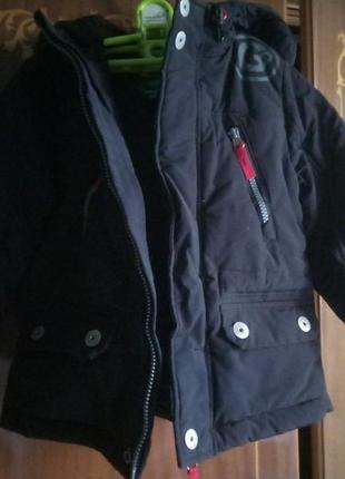 Демисезонная куртка ostin kids 3-4 года