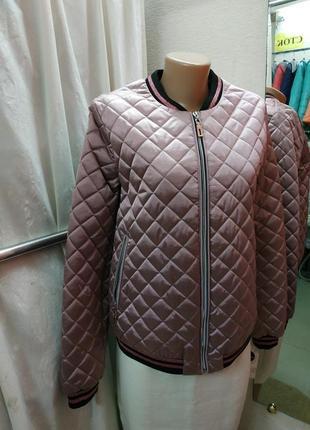 Модный бомпер / ветровка / куртка на осень