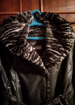 Куртка-плащ 46 размера