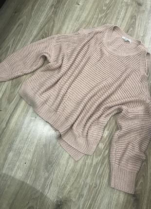 """Трендовий свитер oversize при покупці """"двох """" речей """"третя """" в подарунок"""