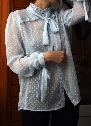 Обалденная трендовая блуза nly trend