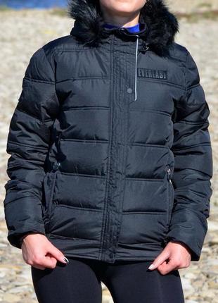 Зимова жіноча куртка everlast