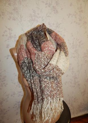 Avon шарф акриловый стильный модный