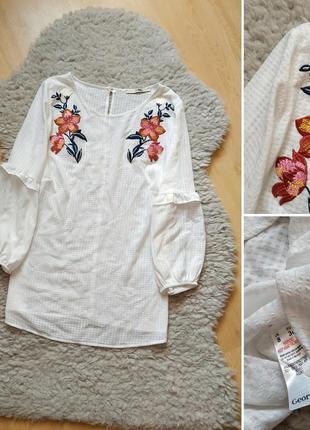 Красивая блуза  от  george