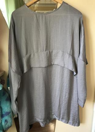 Туника-платье, можно для беременной