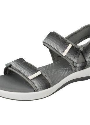 Крутые, очень легкие, удобные босоножки, сандалии clarks cloud steppers