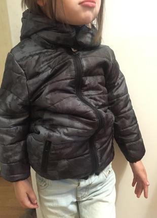 Куртка kiabi 98 рост