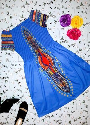 Яркое платье joe browns, размер 46-48, длина миди