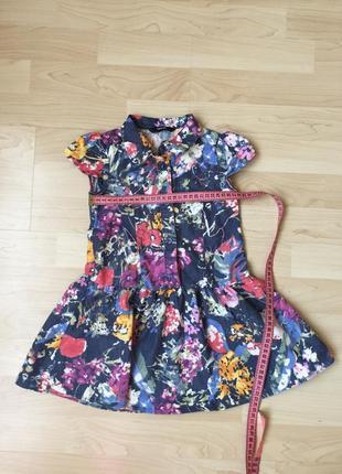 Платье george 3-5 лет