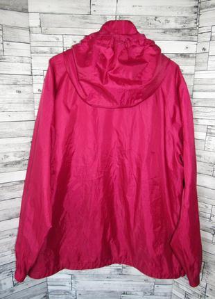 Мембранная не продуваемая и не промокаемая куртка ветровка mountain warehouse2