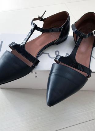 Туфли max&co в хорошем состоянии 38-39р