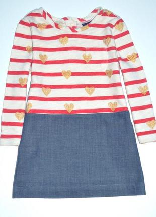 Baby gap платье на 12-18 мес. рост 80 см.