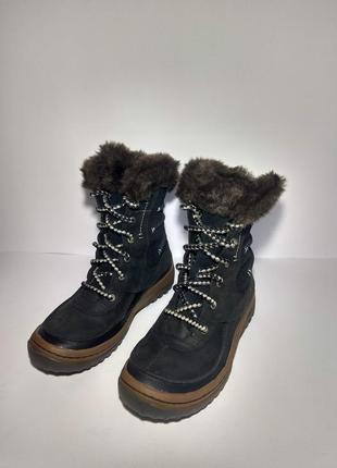 Термо ботинки merrell1