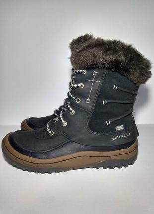 Термо ботинки merrell3