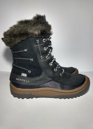 Термо ботинки merrell4 фото