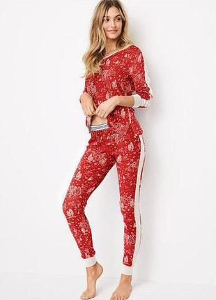 Victoria secret термо пижама для сна victorias secret виктория сикрет