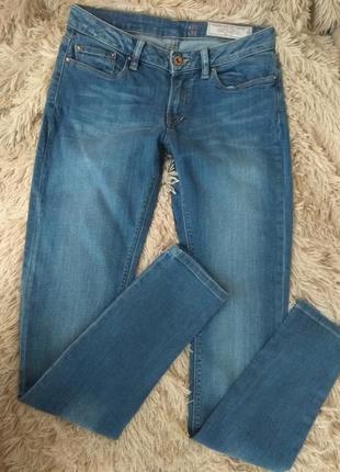 Скинни джинсы denim co