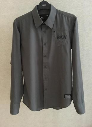 Рубашка g-star raw denim