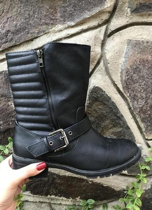Сапоги сапожки ботинки демисезонные