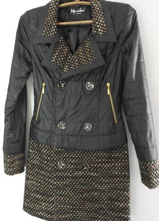 Куртка пальто плащ демисезон