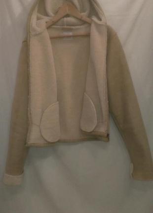 Куртка - дублёнка  кароткая
