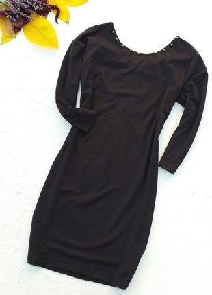 Красивейшее нарядное платье с красивой спиной в паетки от millennium
