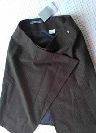 Caroll/шерстяная юбка от французского бренда