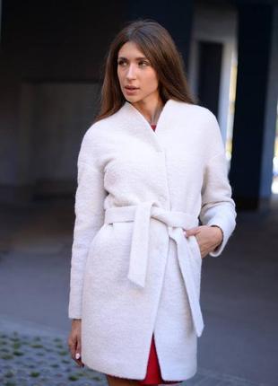 Пальто vivalon шерстяное