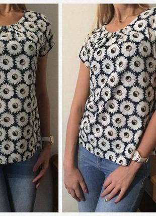 Прелестная)) блуза/ футболка 💕💕💕