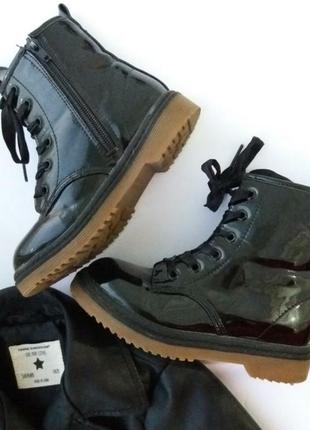 Лакові чобітки