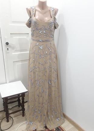 Красива вечірня сукня asos