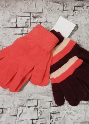 Отличный набор перчаток c&a