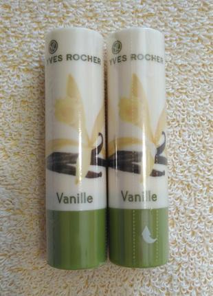 Бальзам для губ ваниль ив роше