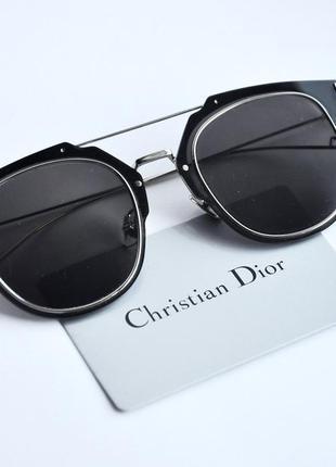Новые оригинальные очки dior composit 1.0 010/2m
