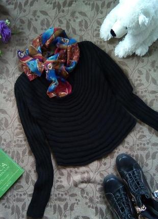 Шерстяной джемпер, италия, свитер, кофта