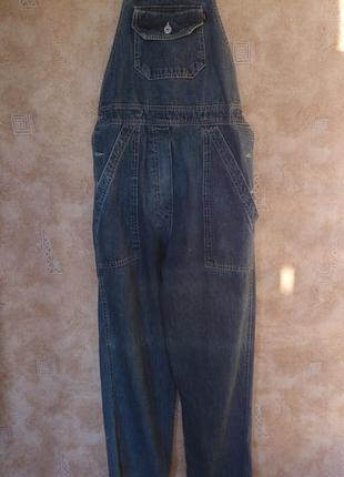 Комбинезон джинсовый cons для беременных