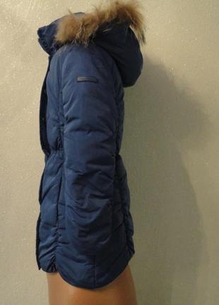 Пуховик, пальто зима на девочку 6-7 лет2