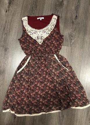 Милое платье new look