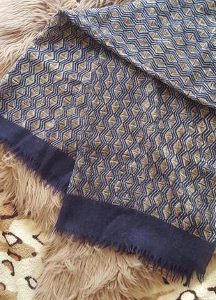 Шарф marc o'polo,теплый шарф,шерстяной шарф,шарф на осень,шарфик,платок