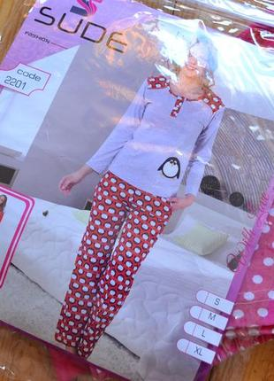 Пижама, домашний спальный костюм.