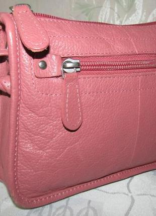 Модная сумка через плечо 100 % кожа - hotter -