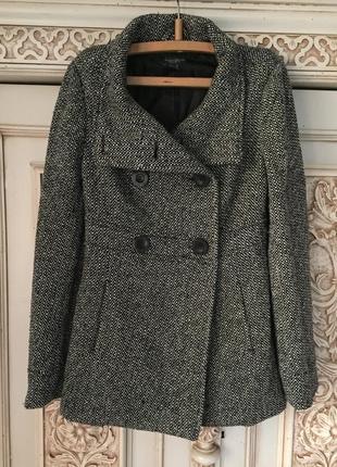 Пальто с шерстью broadway