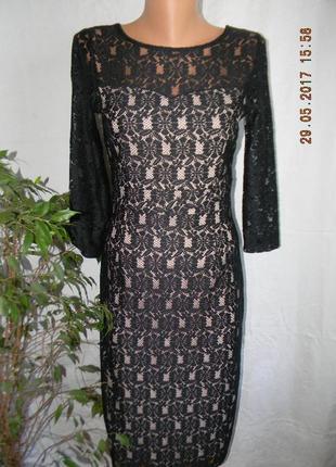 Кружевное платье dorothy perkins