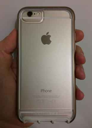 Фирменный противоударный чехол tech21 evo elite для iphone 7 8  новый в упаковке