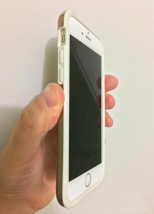 Фирменный противоударный чехол tech21 evo elite для iphone 7 8  новый в упаковке2
