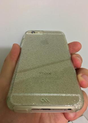 Стильный чехол   casemate для iphone 5 5c 5s se 6 6s 7 8 и  plus4 фото