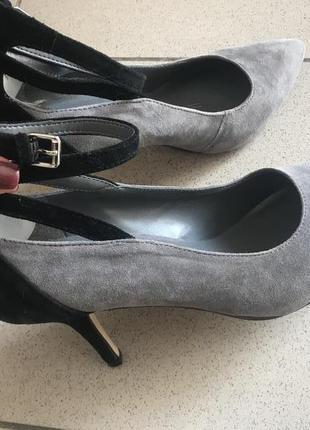 Замшевые элегантные туфли bсbg maxaziragroup»