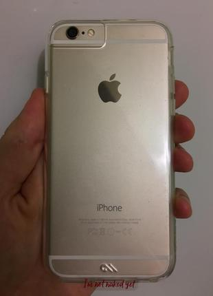 Чехол casemate для iphone 5 5c 5s se 6 6s и plus